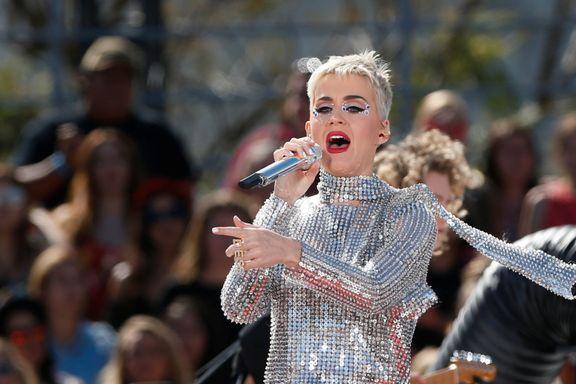 Når verden ikke lenger er rosa og full av glitter, mislykkes Katy Perry med det meste