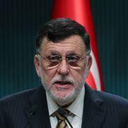 Libyske myndigheter mener Egypt truer med krig