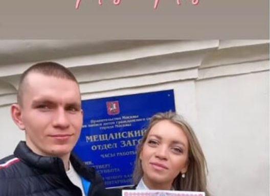 Bolsjunov har giftet seg med ski-kjæresten fredag