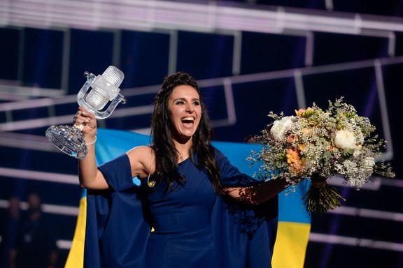 Ukrainsk fjernsyn må bruke en tredjedel av budsjettet på Eurovision-finalen - toppsjef går av i protest