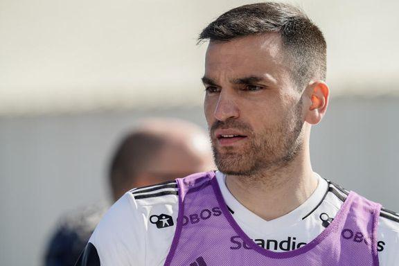 Islamovic leverte scoring og assist, men ville ikke snakke om spisskonkurrentene: – Jeg prøver å ikke bruke energi på det