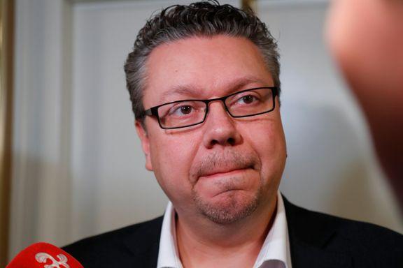 Partiet bekrefter nytt varsel mot Ulf Leirstein - kan ikke behandle det
