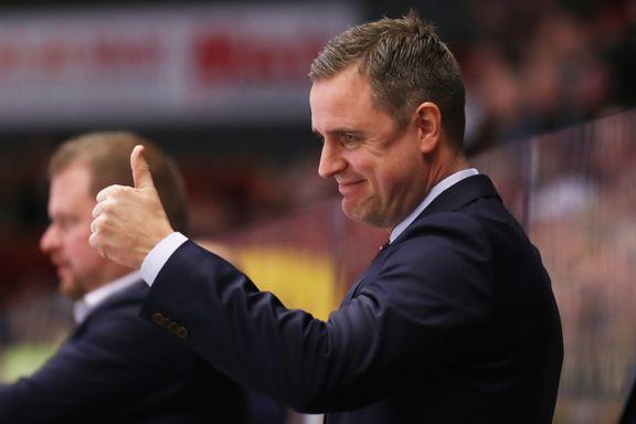 Ny poengrekord og ny kontrakt for suksesstrener Tangnes