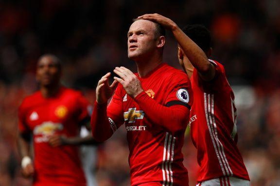 Lagkompisens fine hilsen til Rooney: – En dag kan jeg fortelle barnebarna mine om deg