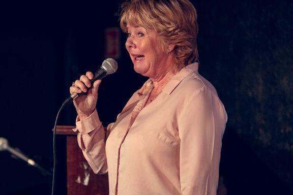 Kari-Ann Grønsund har laget et enkelt show om et brutalt liv.