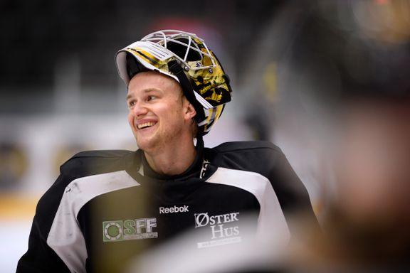 Holm Oilers' beste i nytt tap