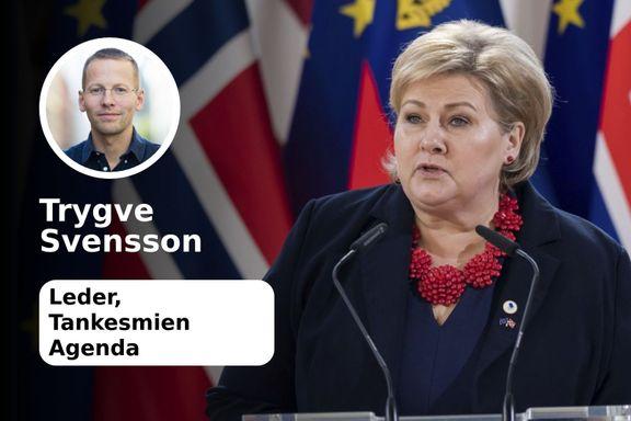 Hvorfor er det kun venstresiden som stiller opp for EØS-avtalen?
