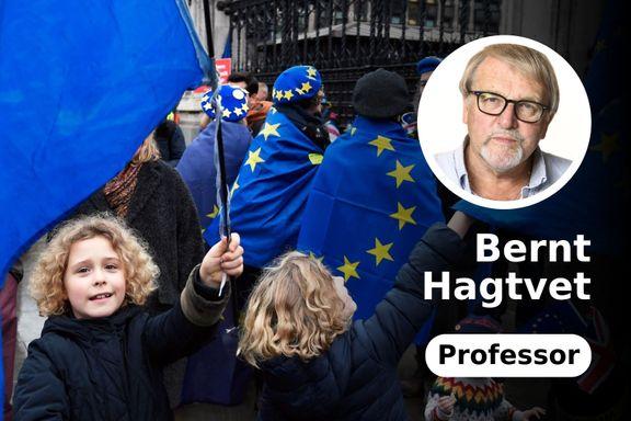 Brexit kaster om på alle argumenter mot norsk EU-medlemskap