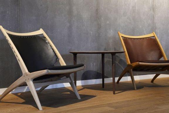 Den lokale møbelprodusenten solgte 330 stoler før de selv hadde stoler å sitte på