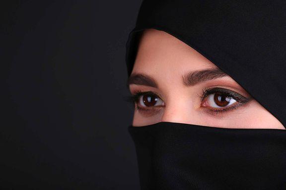 To bøtelagt for burka i Sveits