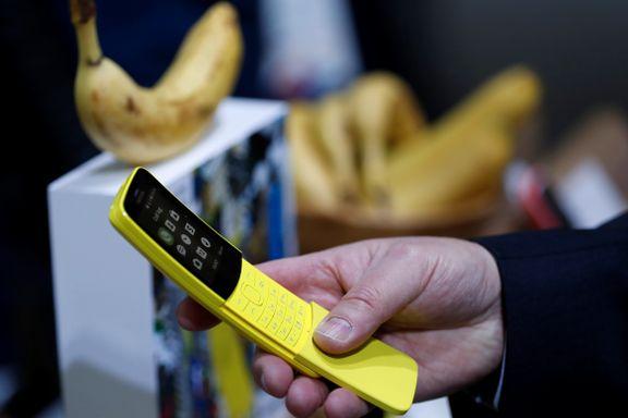 Nokias bananmobil er tilbake
