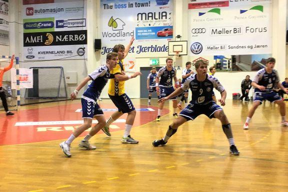 Nærbø-juniorene et skritt nærmere finale i Oslo Spektrum
