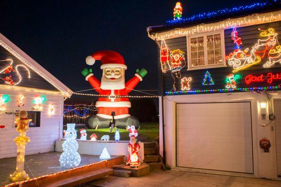 Naboens julepynt: Hva gjør du når det tar helt av?