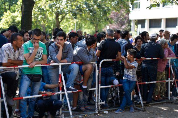 Tysklands regjering klar med plan for innstramming av asylpolitikken - vil lage retursentre på grensen