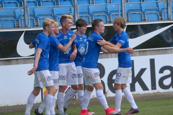 Hestad junior scoret to supermål på to minutter