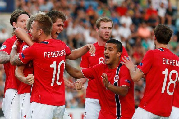 Opppturen norsk fotball trengte