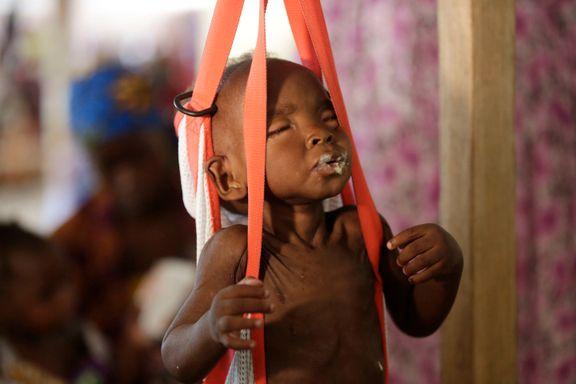 FN ber om 37 milliarder for å hjelp 20 millioner sultrammede