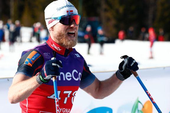 Sundby tok NM-gullet på 10-kilometeren