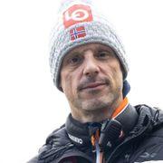 Stöckl kritiserer juryen etter Lindvik-hopp: – Ekstremt misfornøyd