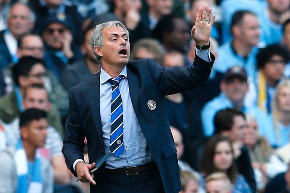 Mourinho i rute til å slå sin egen Chelsea-rekord