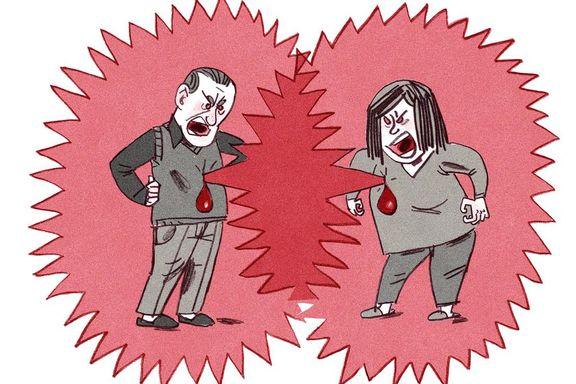 Frode Thuen: Paret har havnet i et fast kranglemønster. Hvordan kan de unngå de vonde situasjonene?