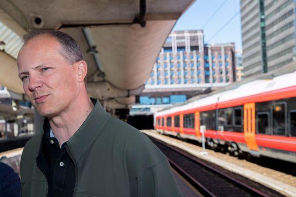 Samferdselsministeren:  «La meg forsøke å synliggjøre hvorfor Aftenposten og undertegnede har ulike vurderinger av utviklingen i jernbanesektoren.»
