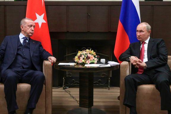 Først fikk han ikke treffe Biden. Så ble møtet med Putin en skuffelse.