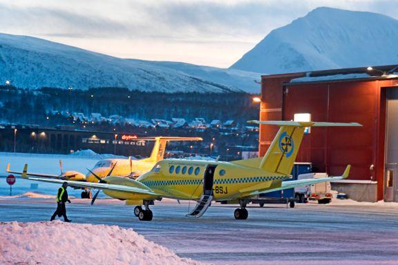 Alle ambulansefly i Finnmark ute av drift på grunn av sykdom