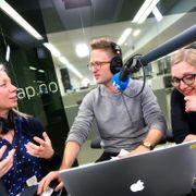 Eilertsen om regjeringskrisen: – Solberg ga etter i godtebutikken