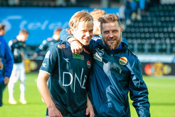 Her er Sandvikens nye trener