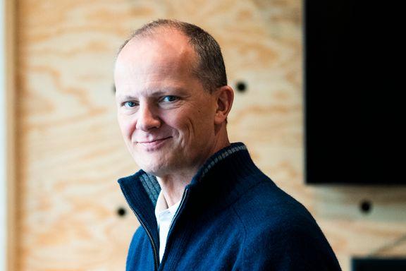 Ketil Solvik-Olsen blir sjef i Seabrokers-selskap