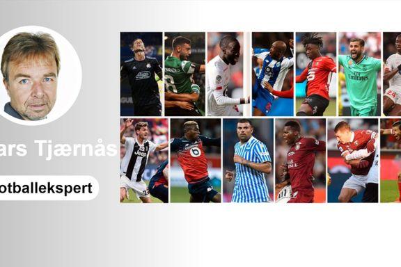 Her er 13 realistiske Manchester United-forsterkninger