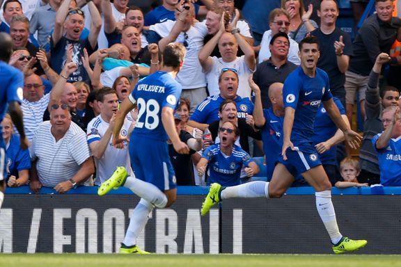 Hangeland slakter Everton etter Chelsea-seier: - Kunne latt være å møte opp