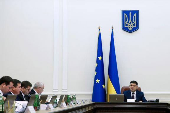 Ministrene i Ukraina tjener offisielt rundt 5000 kr. i måneden. Nå lurer folk på hvordan de har fått tak i 50 millioner i kontanter.
