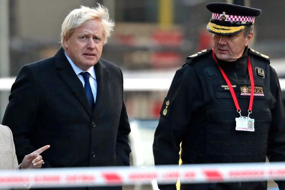 En sørgende far tryglet om at London-terroren ikke skulle brukes til valgløfter. Det stoppet ikke Boris Johnson.