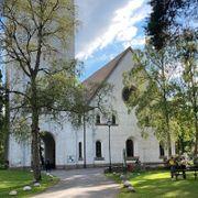 Åpnet Oslo-kirke etter lynnedslag i Hareid: – Ulykken er tøff for lokalsamfunnet