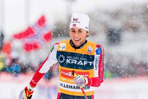 OL-skuffelsen ble et vendepunkt for Norges gullhåp: – Jeg trengte det