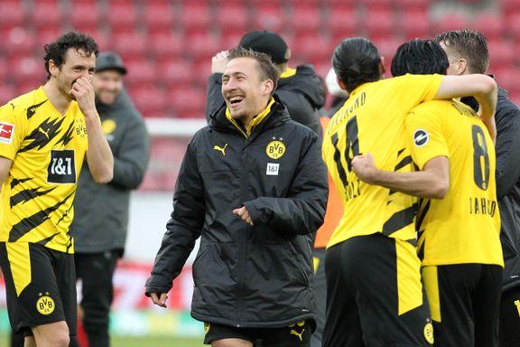 Formsterke Dortmund sikret seg Champions League-spill