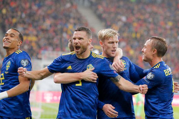 Sverige ga Norge nådestøtet