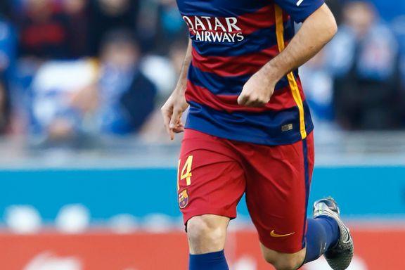Barcelona-stjerne dømt til ett års fengsel for skattefusk