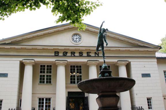 Årets verste dag på Oslo Børs