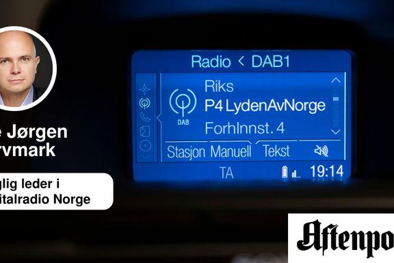 DAB-dekningen har fått et ufortjent dårlig rykte | Ole Jørgen Torvmark