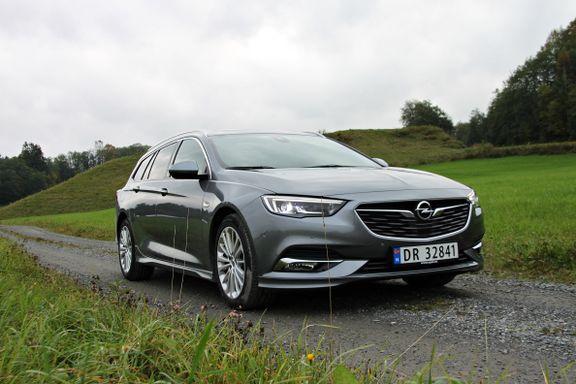 Prøvekjøring av Opel Insignia: Opel gjør nok et forsøk på å heve seg. Og denne gangen treffer de bedre.