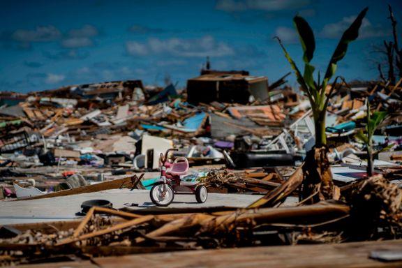Aldri har færre omkommet i naturkatastrofer
