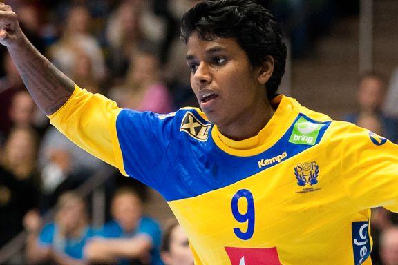 Svensk håndballspiller legger brått opp: – Føler jeg er født i feil kropp