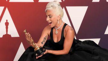 Lady Gaga fikk sin første Oscar