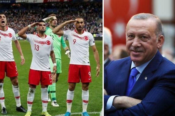 Tyrkisk fotball brukes i militærpropaganda: – Gir utslag som for oss virker usmakelige