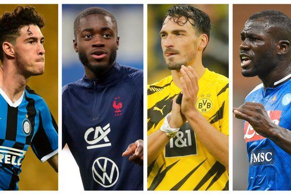 Her er fire spillere som kan erstatte Liverpools stopperkjempe