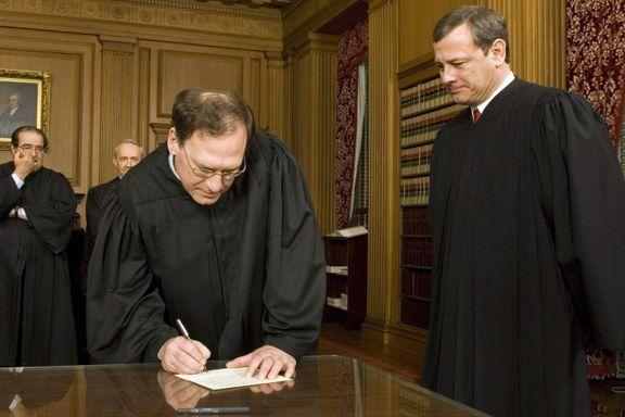 Kan privat barnevern si nei til homofile fosterhjem? Nå har høyesterett i USA gitt sitt svar.
