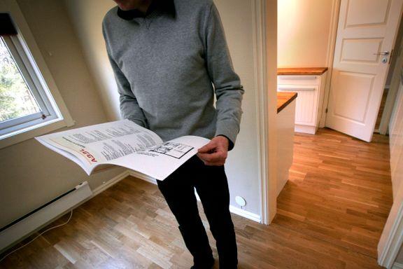 Nå blir det slutt på å selge boligen «som den er»